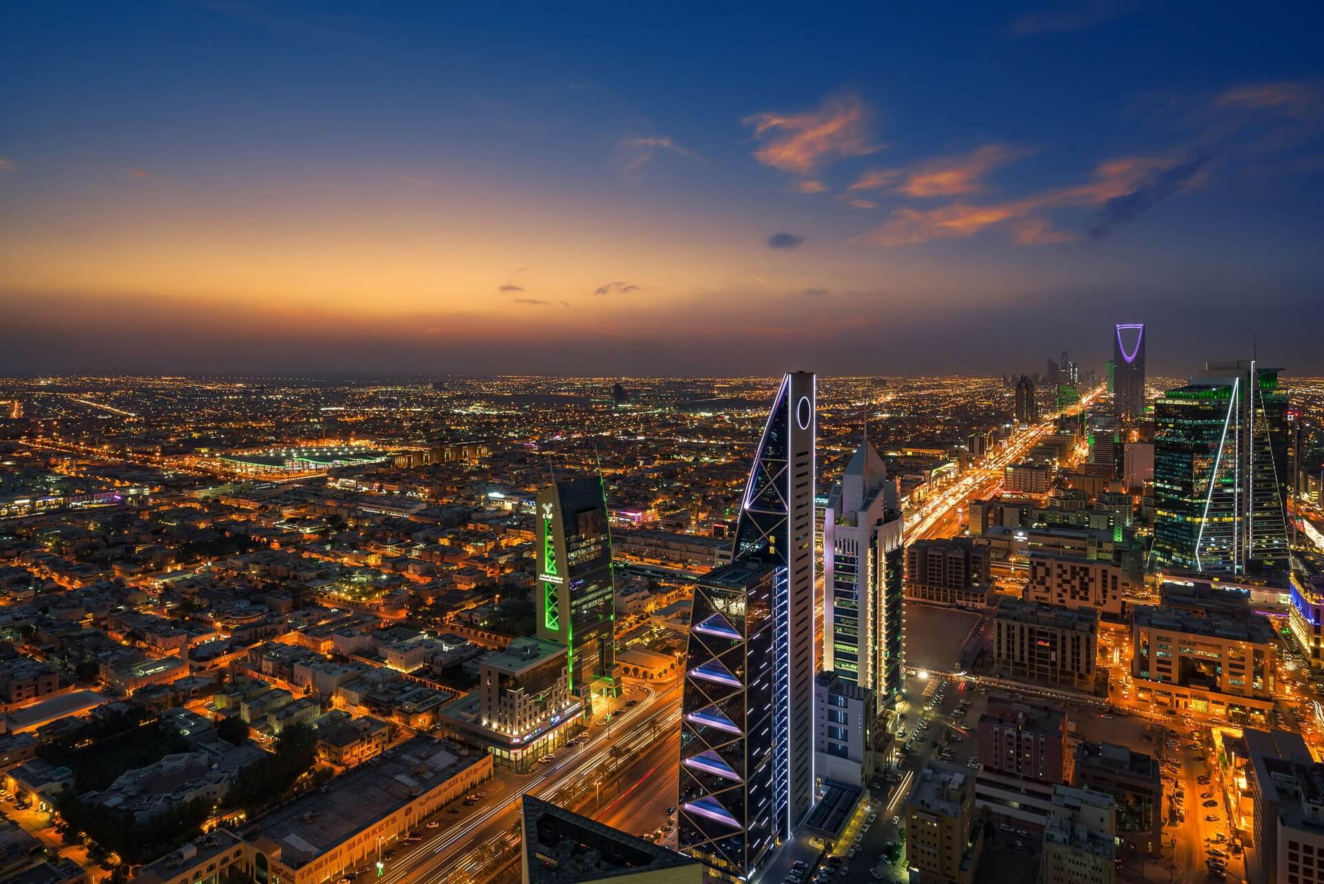 48 Hours in Riyadh