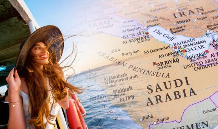 saudi arabia travel